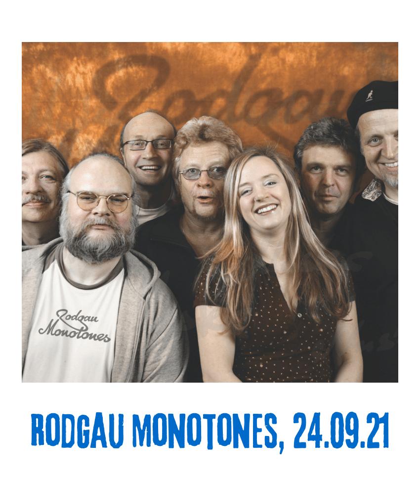 Spielplatz der Kulturen - Programmpunkt Rodgau Monotones