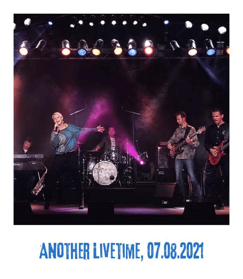 Spielplatz der Kulturen - Programmpunkt - Another Livetime- 07.08.21