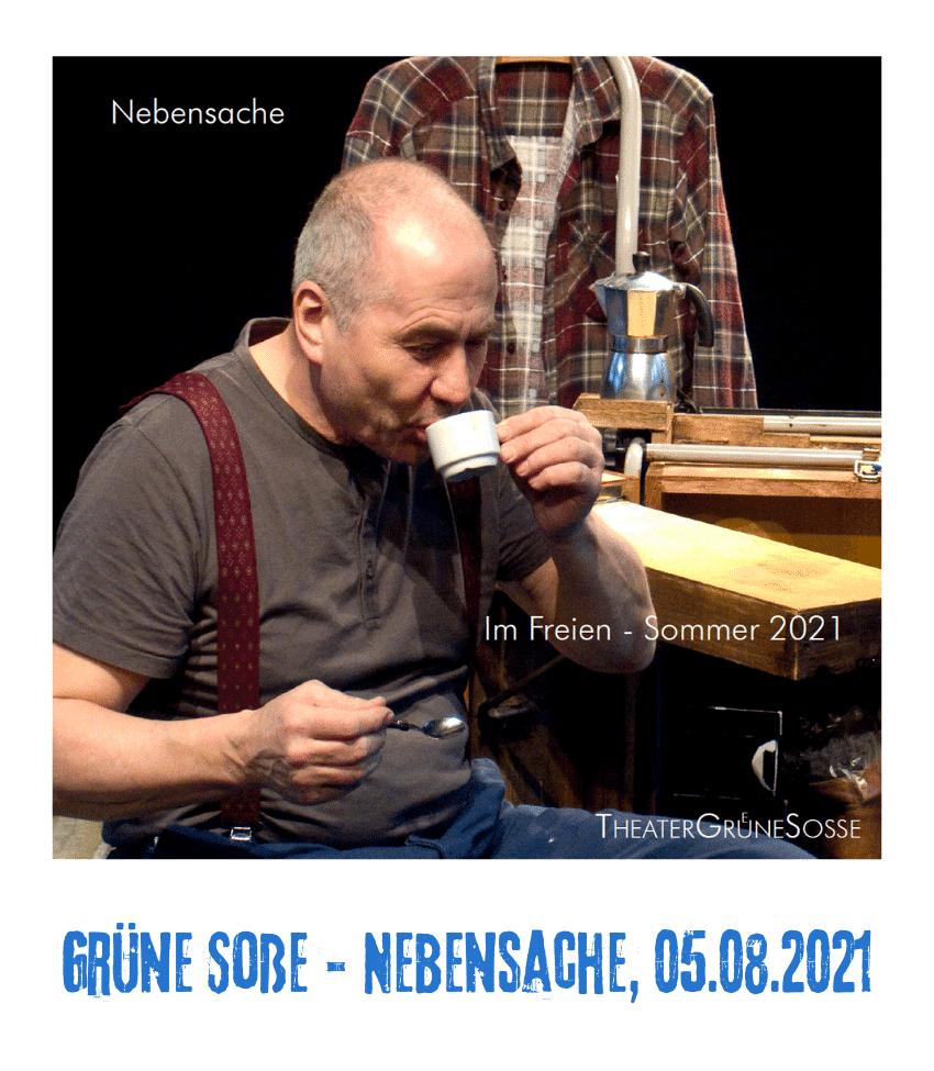 Spielplatz der Kulturen - Programmpunkt - Grüne Soße - Nebensache - 05.08.21