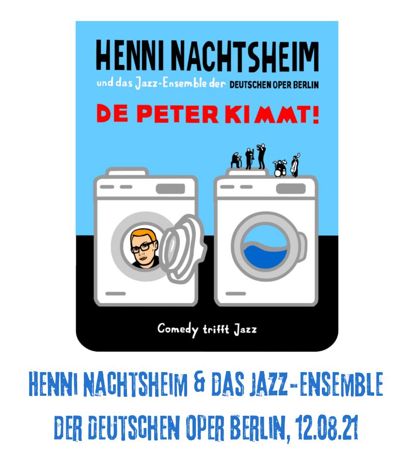 Spielplatz der Kulturen - Programmpunkt - Henni Nachtsheim, 12.08.21