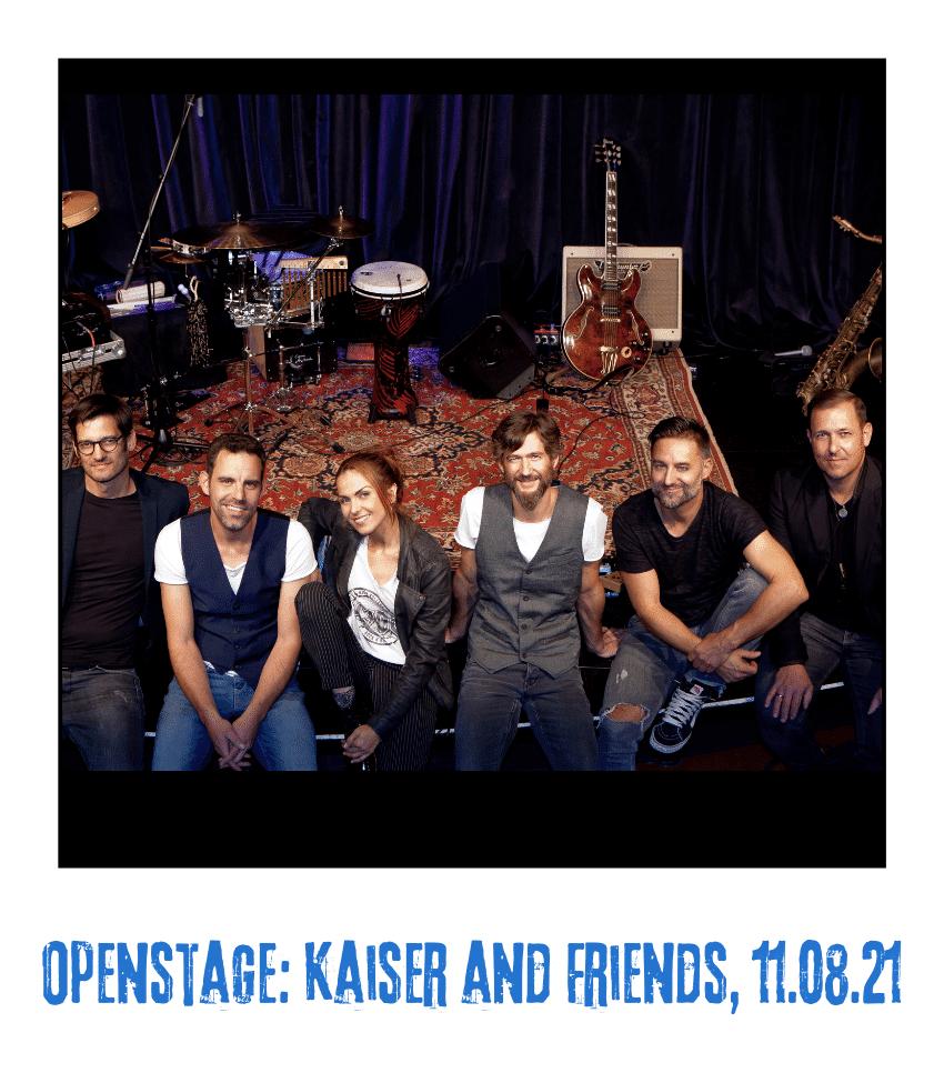 Spielplatz der Kulturen - Programmpunkt - Openstage Kaiser and Friends