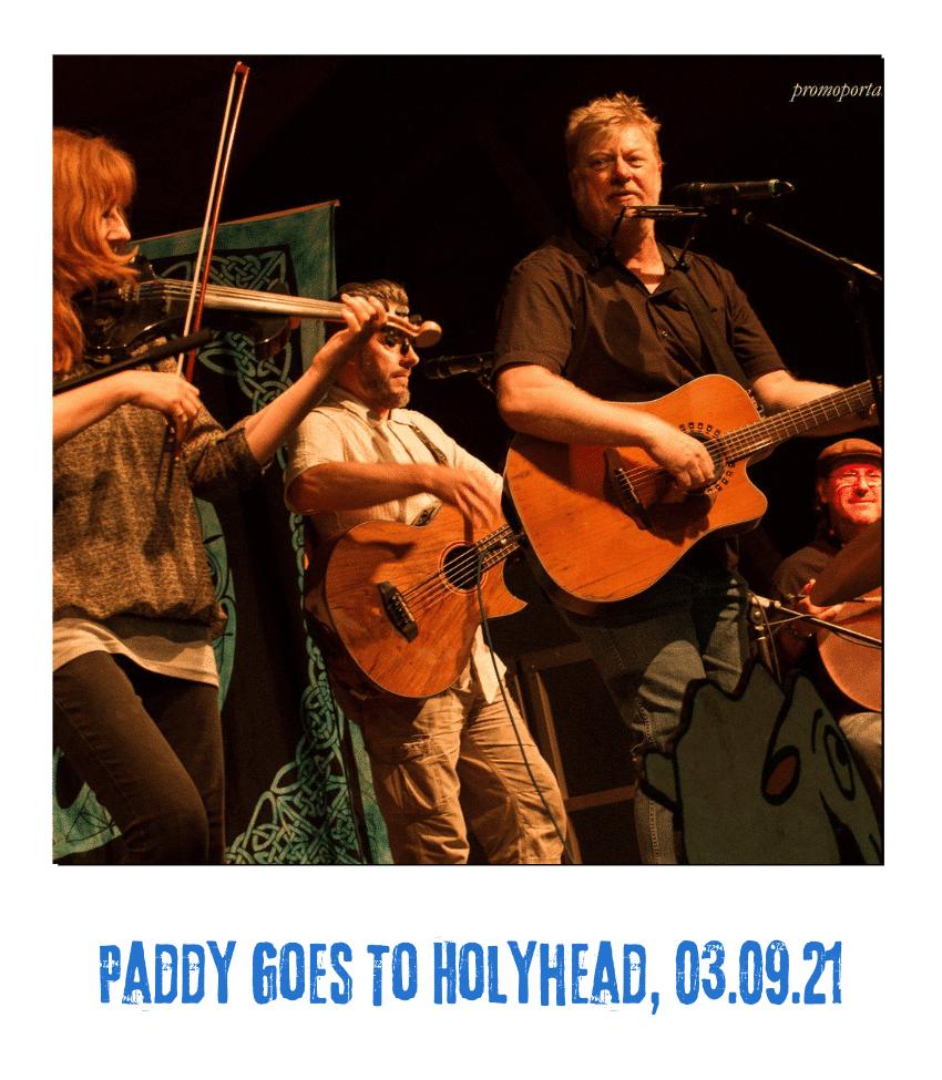 Spielplatz der Kulturen - Programmpunkt - Paddy Goes To Holyhead