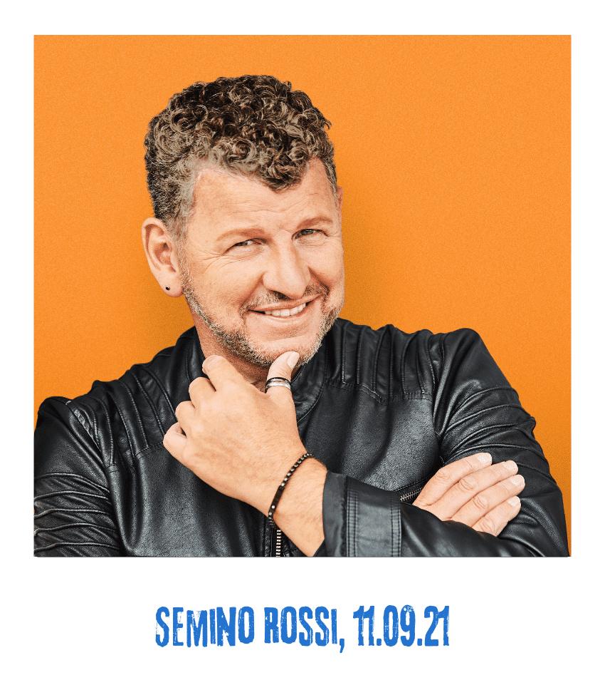 Spielplatz der Kulturen - Programmpunkt - Semino Rossi - 11.09.21