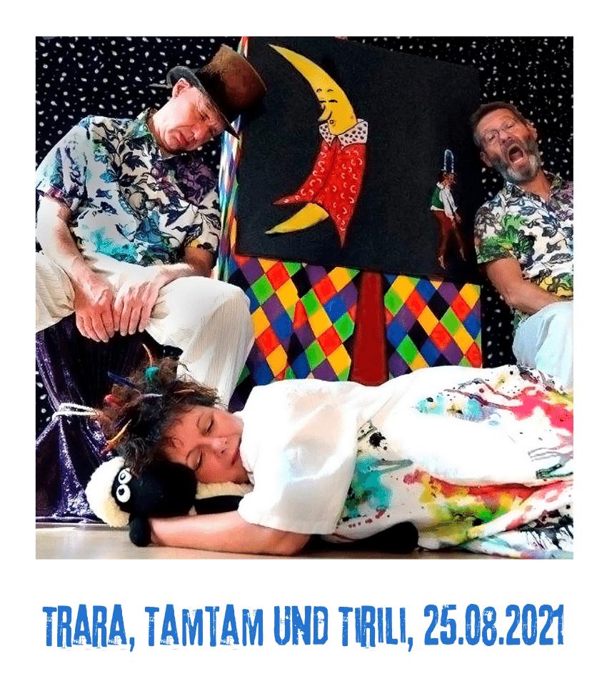 Spielplatz der Kulturen - Programmpunkt - Trara, Tamtam und Tirili - 25.08.21