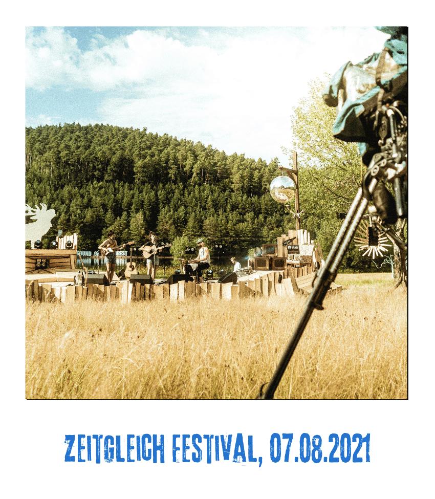 Spielplatz der Kulturen - Programmpunkt - Zeitgleich Festival, 07.08.21