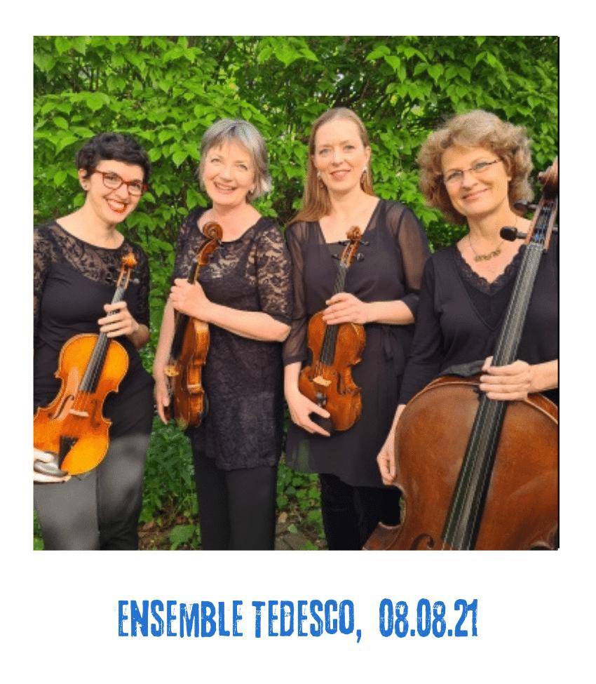 Spielplatz der Kulturen - Programmpunkt - Ensemble Tedesco