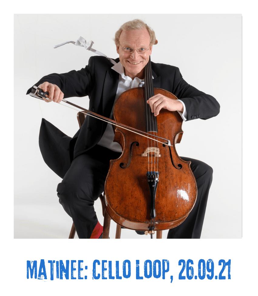 Spielplatz der Kulturen - Matinee Cello Loop